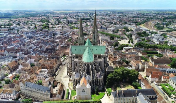 Chartres, ville lumière...