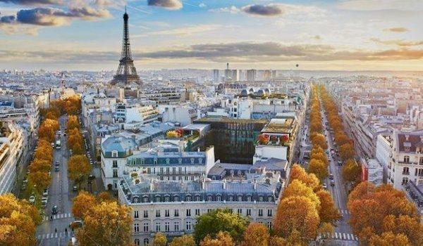 Paris, la magnifique !