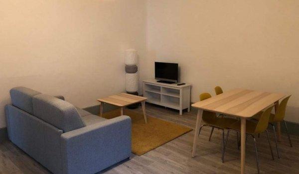 Appartement F2 pour étudiant Bourges