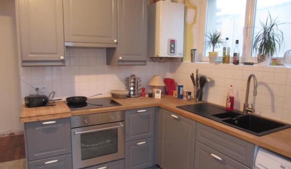 Réhabilitation d'appartement à Blois